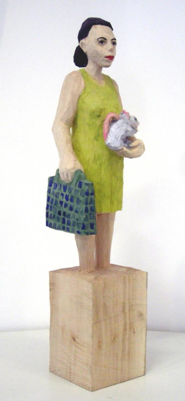 Edeka Frau [657]